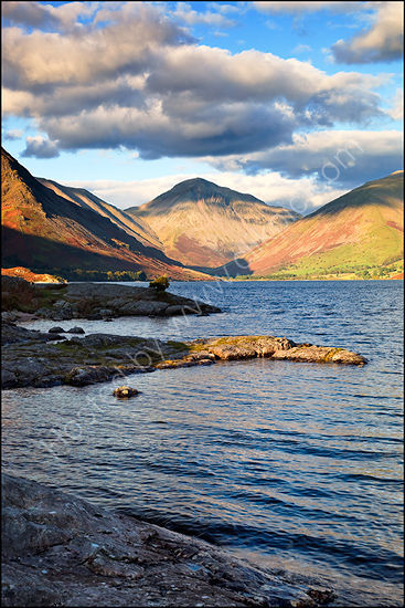 Great Gable and Wastwater