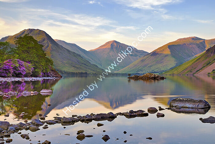 Tranquil Wastwater 1
