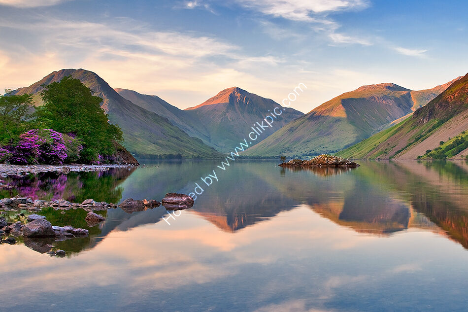 Tranquil Wastwater 2