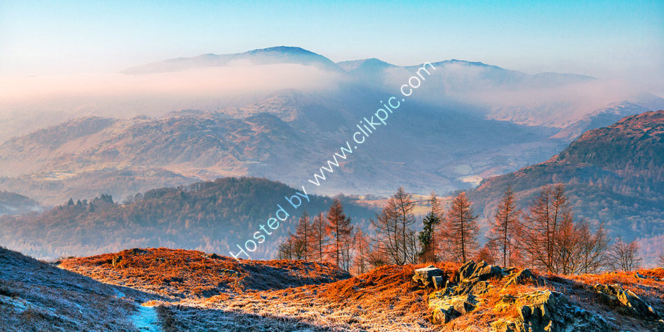 Wetherlam in Winter
