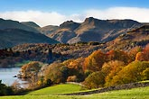 Windermere and Langdale Pikes