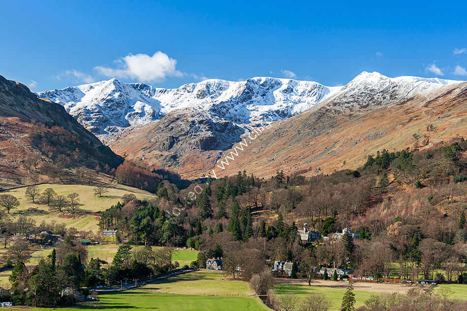 Looking into Patterdale