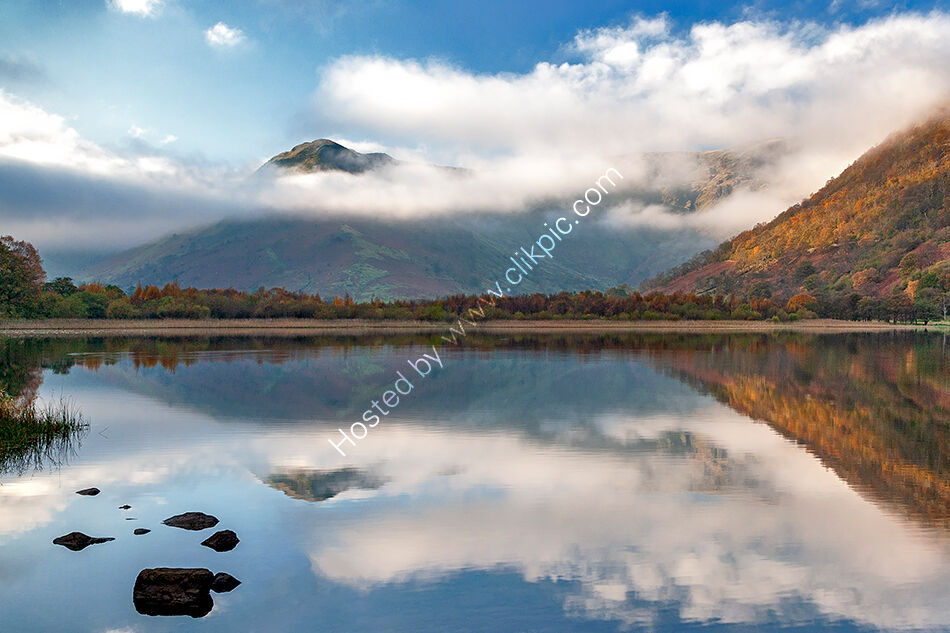 Brotherswater Reflections 1