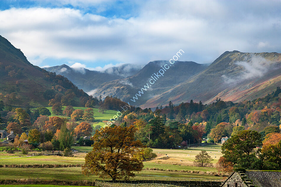 Patterdale in the autumn