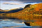 Falcon Crag reflection
