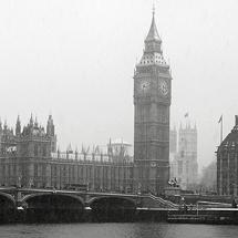 Big Ben Snow Storm