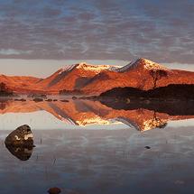 Back Mount Sunrise