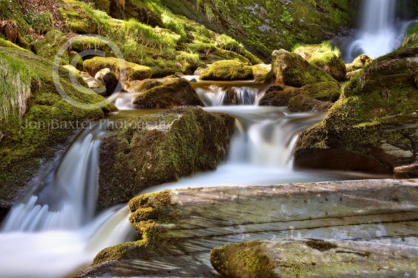 Flowing Through....