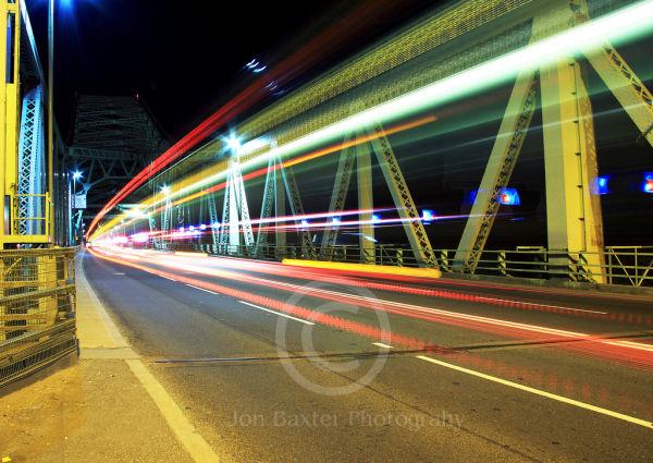 Bus Trails ....