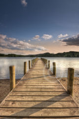 Coniston Jetty.....
