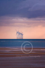 Windmills in the Sea .....