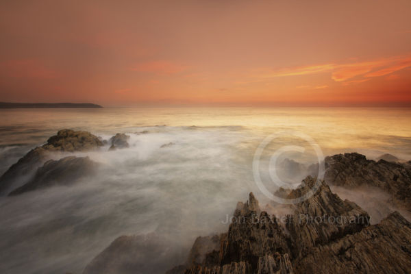Woolacombe Rocks ....
