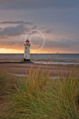Talacre lighthouse......