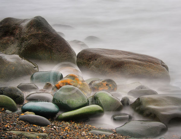 Misty Pebbles ......