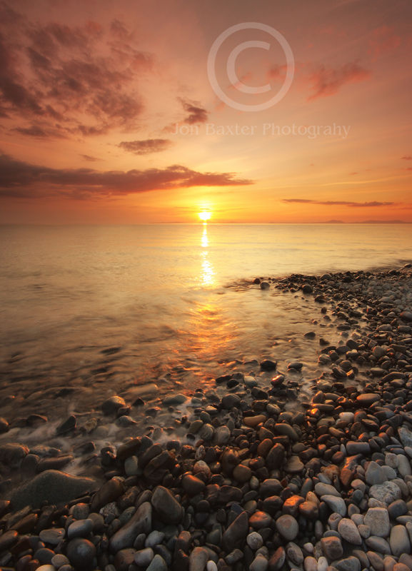 Fairbourne Sunset ....