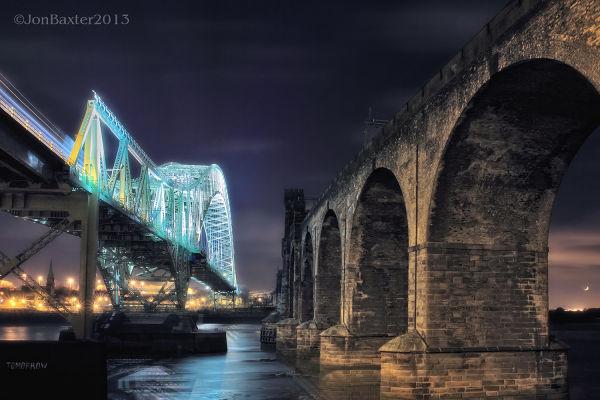 Between The Bridges ......