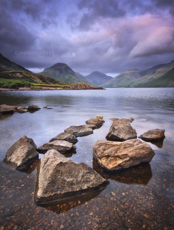 Water Stones ....