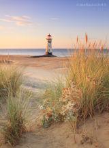 Talacre Lighthouse ....
