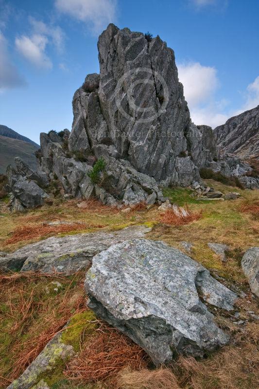 Ogwen Rocks .....