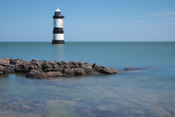 Penmon Lighthouse ....