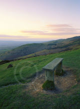 A bench with a view ....