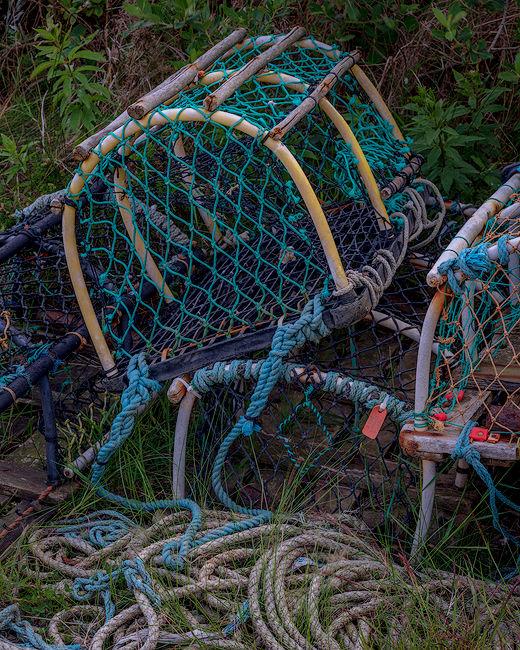 'Fishing pots'