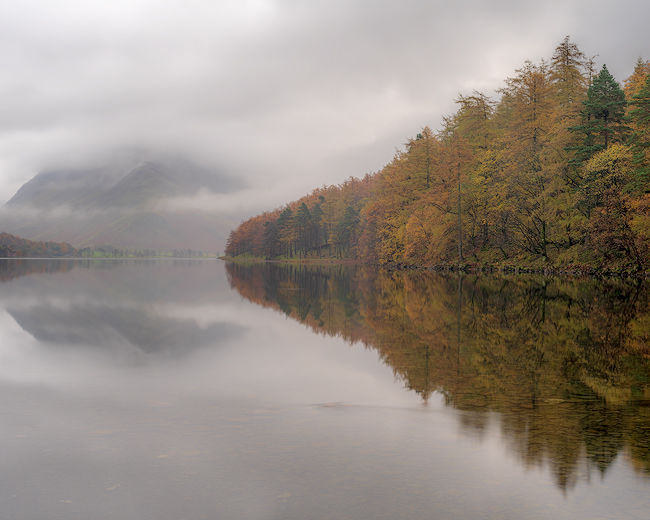'Buttermere and Fleetwith Pike'