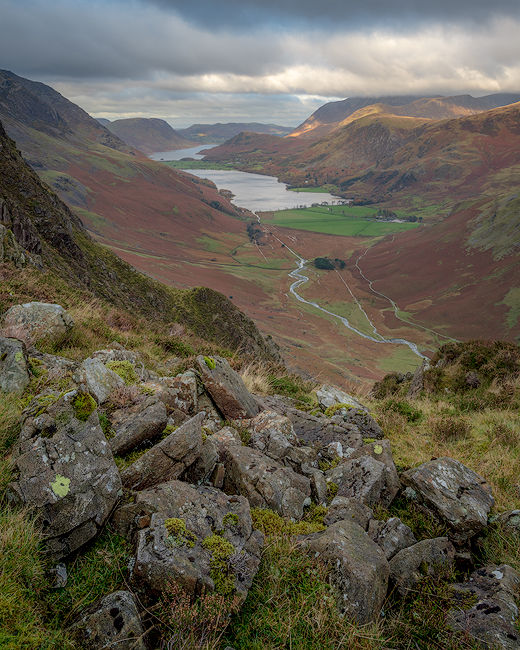'View from Haystacks #2'