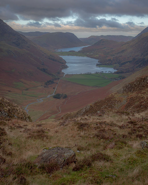 'View from Haystacks #1'