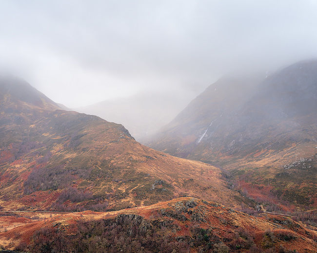 'Across Loch Leven'