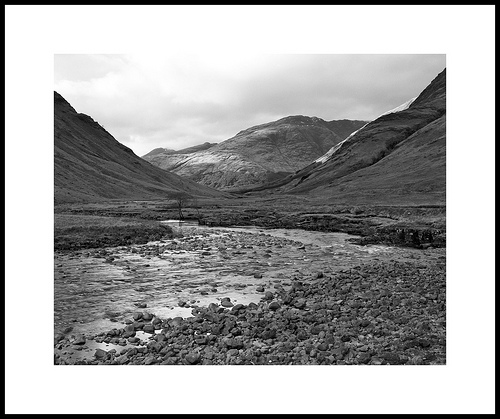 Etive Valley