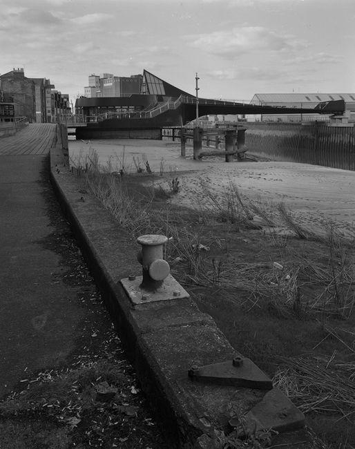 'Scale Lane Swing Bridge'