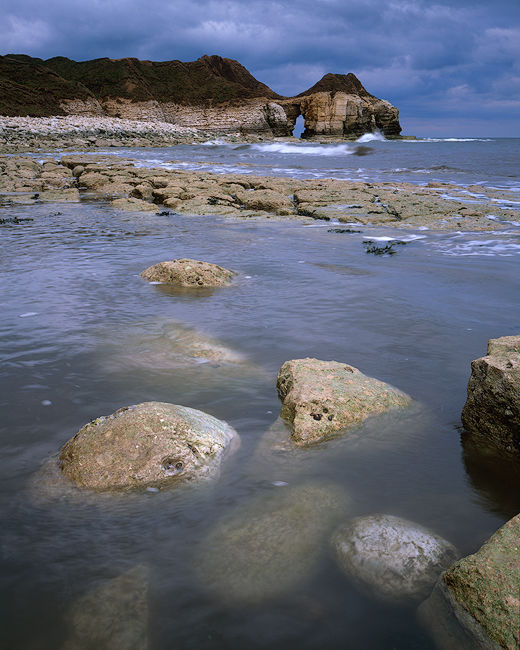 'Storm Approaching Flamborough'