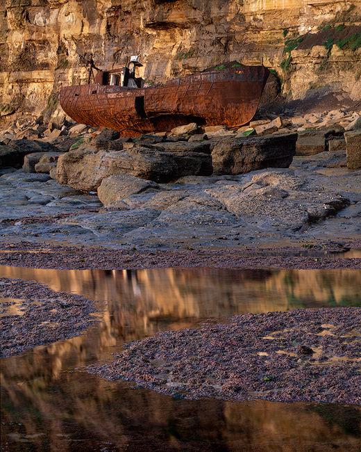 'East Coast Wreck'