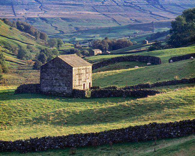 'The barns at Angram'