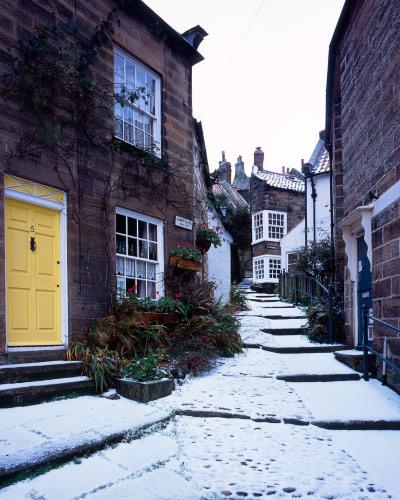 'A snowy Sunny Place'