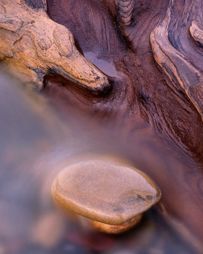 'Log and Stone'