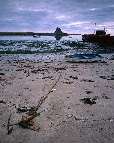 'Lindesfarne Harbour'