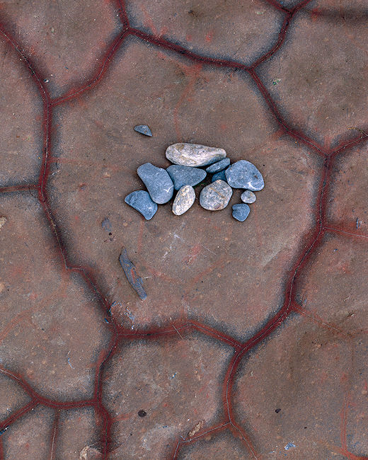'Ringed Pebbles'