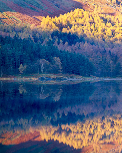 'Buttermere Reflections'