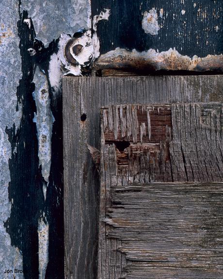 'Patched Door'
