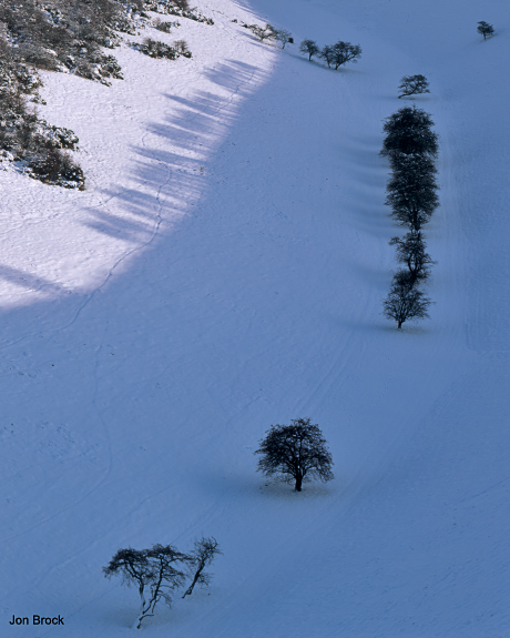 'Sylvan Dale in the Winter'