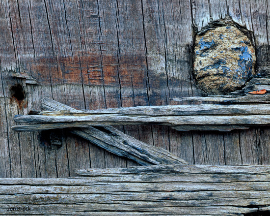 'Door Abstract'