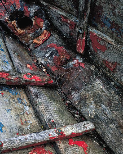 'Mulgrave #AB fugue' Mulgrave Boat Study'