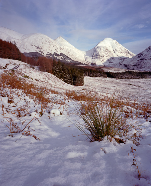 'Etive Valley'