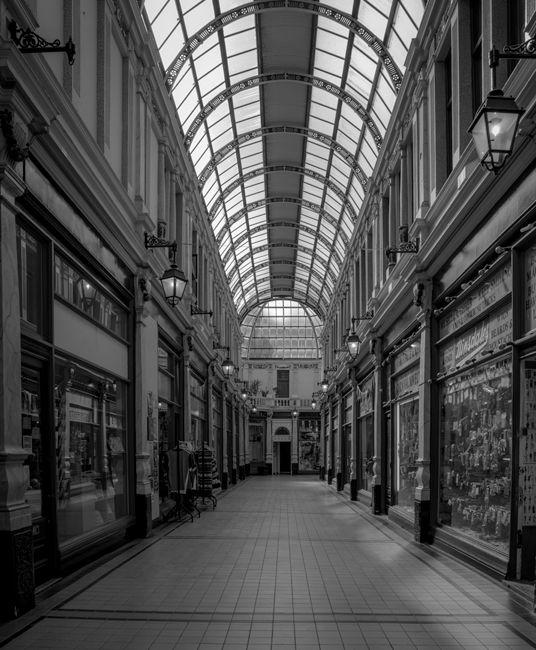'Hepworth Arcade'