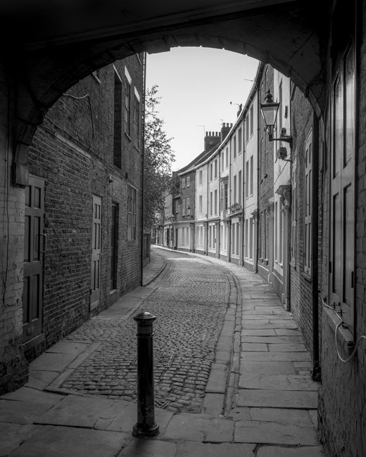 'Prince St Arch'