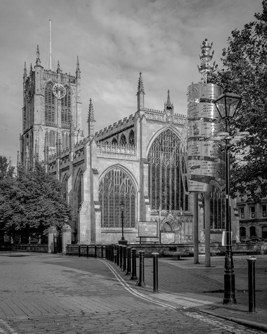 'Hull Minster (Holy Trinity) #1'