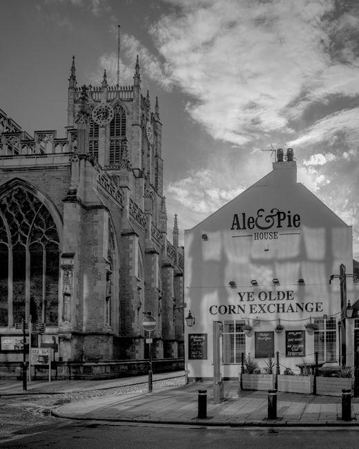 'Hull Minster (Holy Trinity) #3'