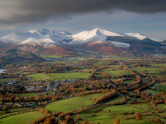 'View over Keswick'